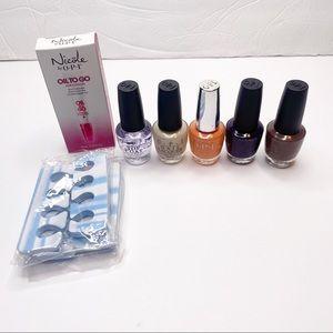 New- OPI Nail Bundle